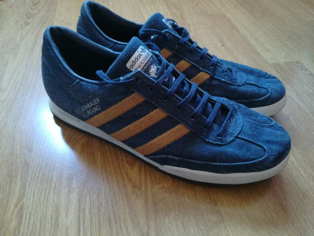 wholesale dealer 0d306 2b3a6 Zapatillas Adidas Franz Beckenbauer ...