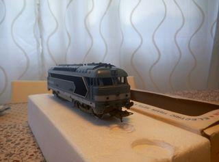 tren electrico lima ho 8036 cl