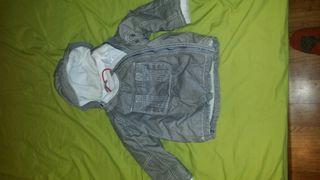 chaquetas invierno bebé (lote de tres )
