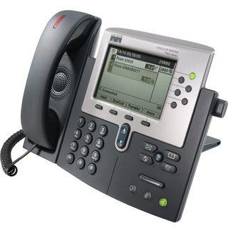 Configuración Teléfono Cisco