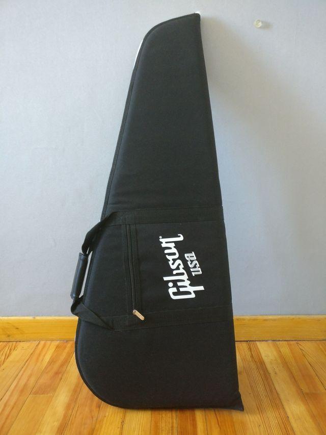 Funda de guitarra acolchada Gibson