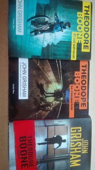 Trilogia Theodore Boone