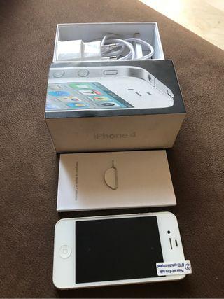 Iphone 4 16GB nuevo