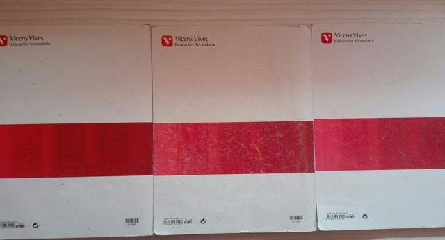 libros de lengua 3°ESO