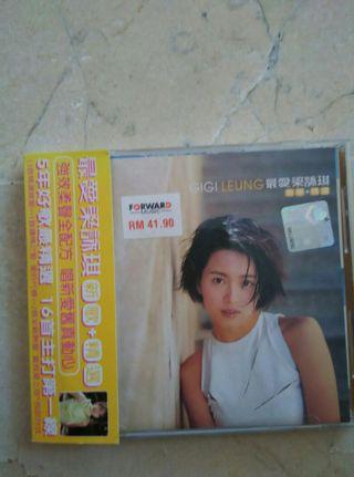Gigi Leung. Cantante Xina de Hong Kong