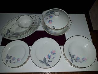 Vajilla Antigua Royal China Vigo