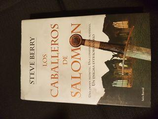 """Libro """"Los Caballeros de Salomón"""""""