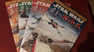 Star Wars Ala X 1 al 4 Nuevos