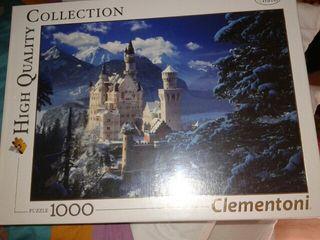 Puzzles 1000 piezas sin abrir NUEVO