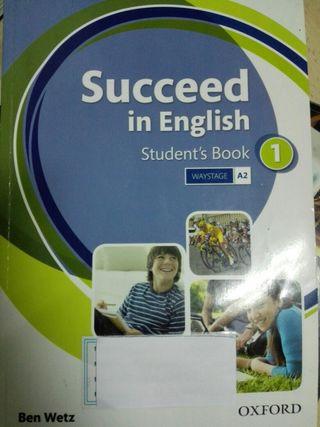 Libro inglés 1° de la ESO