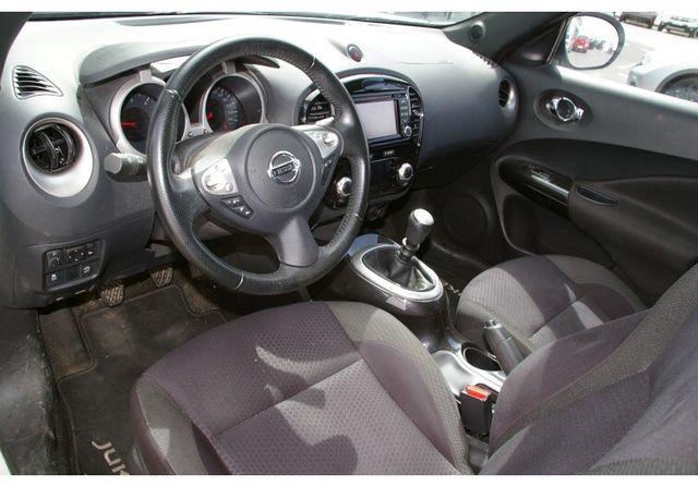 Nissan Juke 1.5 DCI N-TEC 4 X 2
