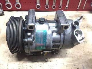 Compresor de aire acondicionao del 206 gti