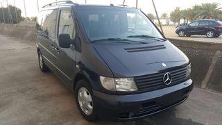 Mercedes-benz Vito westfalia 112cdi camper