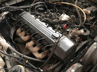 motor mercedes 190 2.6