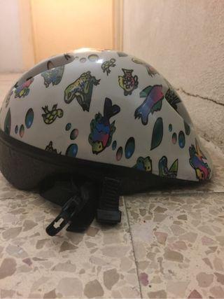 Casco bicicleta- accesorio bicicleta