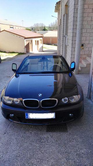 BMW 318 CI cabrio final 2003