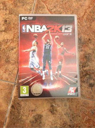Caja NBA2K13