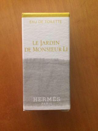 Miniatura perfume hermes.