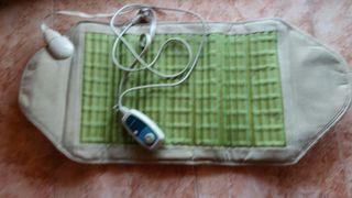 Estirilla electrica de piedras de jade ( mantilla
