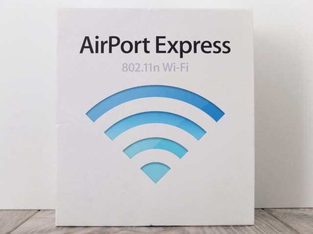 Wi-Fi Airport Express Apple