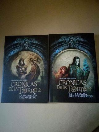 Libro Crónica de La Torre 2 y 3