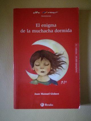 Libro El Enigma de la muchacha dormida
