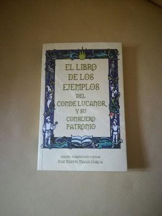 Libro El libro de los ejemplos del Conde Lucanor