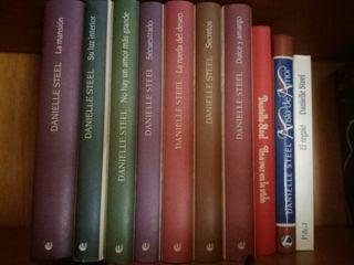 libros Coleccion Danielle Steel