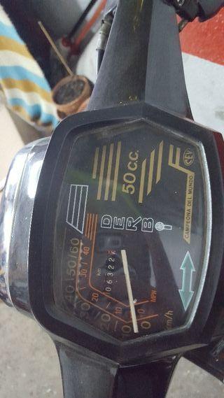 Ciclomotor 49cc vespino