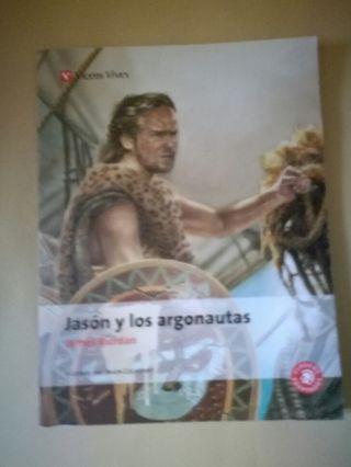 Libro Jason y los argonautas