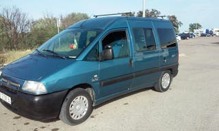 citroen Jumpy 1998