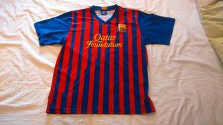 camiseta oficial FCB