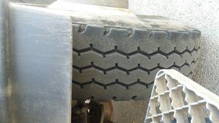 camion frutero 10 palets con trabajo