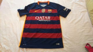Camiseta fútbol Barsa oficial 2015