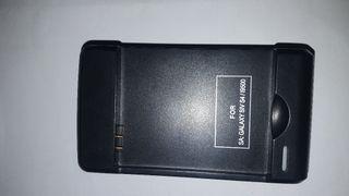 cargador baterias S4 y carga movil / powerbank