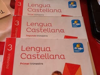 Lengua 3 Primaria Santillana