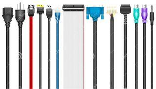 Cables de ordenador / Pc