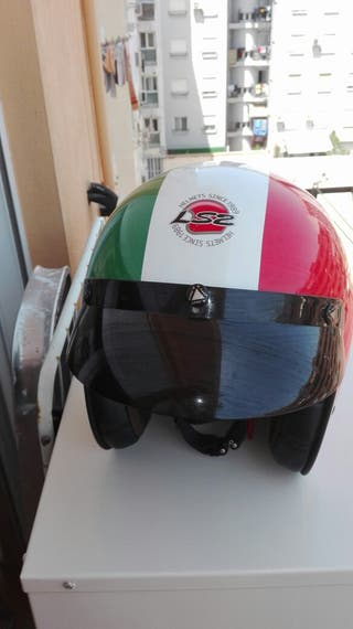 Casco Moto ls2 modelo of583 italia