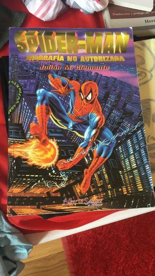 SPIDER-MAN biografia no autorizada