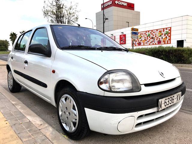 Renault Clio 1.4 alize 75cv