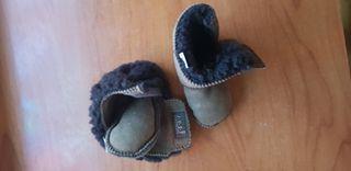 botas de invierno bebe unisex