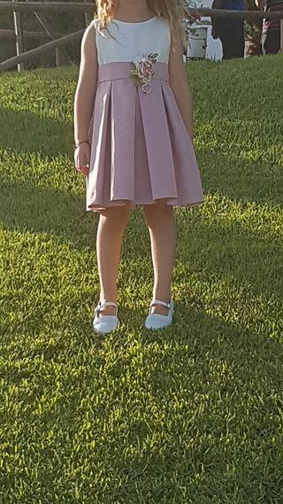 vestido ceremonia
