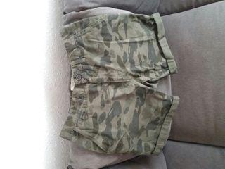 Pantalón Camuflaje