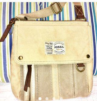 Bolso Fossil original estilo Vintage