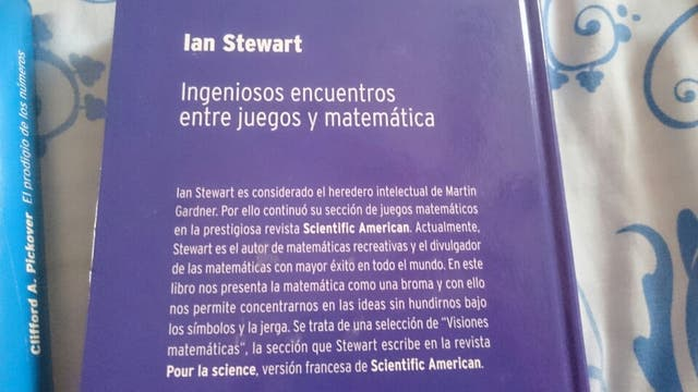 DESAFIOS Matemáticos. libros