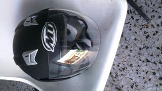 casco moto semintegral