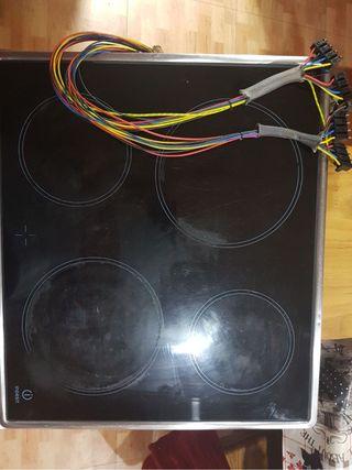 Vendo vitro para mandos en horno