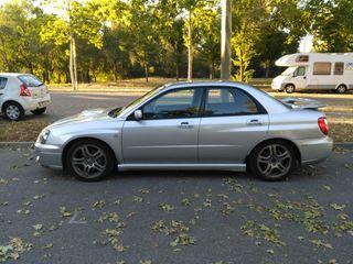 Subaru Impreza 2005 wrx (2.0 turbo)