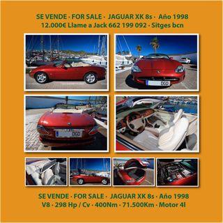 Jaguar XK8 Cabrio 1998