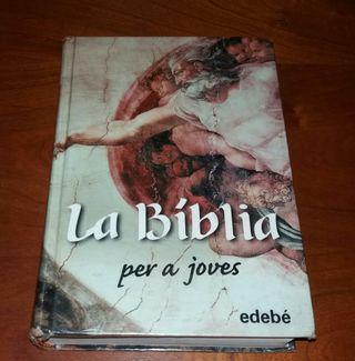 BIBLIA PER A JOVES ( ESO)